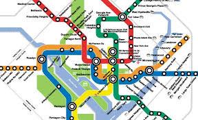 washington subway map washington metro map contestmaptd