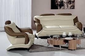 canap de luxe italien ensemble composé d un canapé 3 places et d un fauteuil en cuir