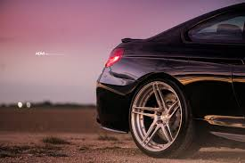 bmw m series rims we give a black sapphire metallic bmw m6 forged directional