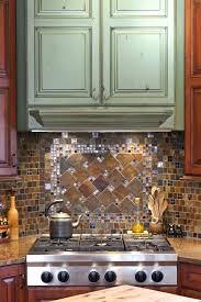 kitchen medallion backsplash enchanting tile kitchen backsplash medallions amusing colorful