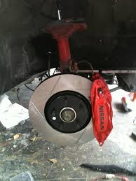nissan 350z brembo brakes 350z brembo front brakes on nissan s13 s14 s15 z32 r32 r33 r34