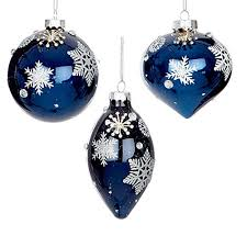 Dark Blue Christmas Decorations Uk by Premier Decorations Find Offers Online And Compare Prices At