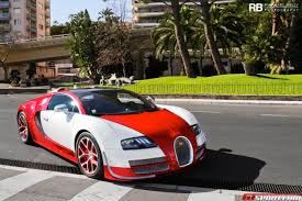 bugatti gold and white spotted fabulous bugatti veyron grand sport vitesse in monaco