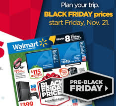 walmart pre black friday sales starts 11 21