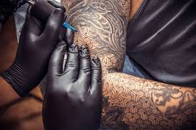top 10 most painful places to get a tattoo the change post
