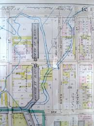2nd Ward Map Chicago by Finding Brooklyn U0027s Ghost Streams With Old Maps And New Technology