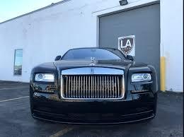 2015 Rolls Royce Wraith 2 265 La Leasing