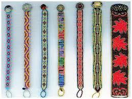 bead weave bracelet images Bead weaving techniques square stitch jpg