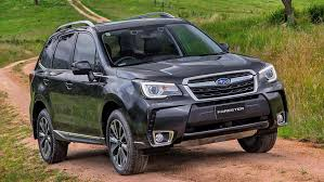 Subaru Forester Rugged Package Comparison Subaru Forester Limited 2016 Vs Toyota 4runner