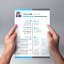 resume template cool premium cool resume template design by graphicsdesignator premium cool resume template design