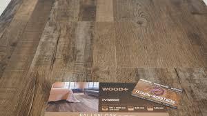 Vinylboden Bad Fashion Wohntrend Fallen Oak Mit Gefärbter 4v Fuge Der Klick