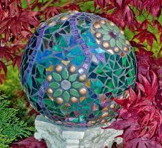 diy bowling ball lady bug garden ornament do it yourself fun ideas