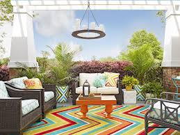 how to decorate an empty back porch hgtv