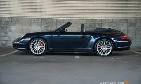 porsche 989 2006 porsche 911 997 1 c4s cabriolet weissach