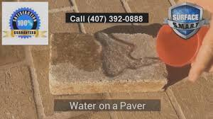 Patio Pavers Orlando by Pressure Cleaning And Sealing Pavers Orlando Fl 407 392 0888
