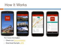 get real estate android mobile app template only at 99