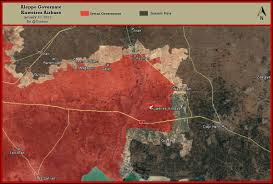Aleppo Syria Map by Syrian Army Preparing For Massive East Aleppo Offensive Map