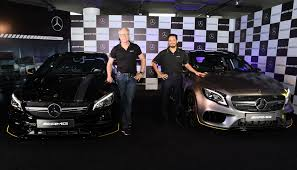 mercedes benz ceo mercedes benz launches amg cla 45 gla 45 4matic auto parts asia