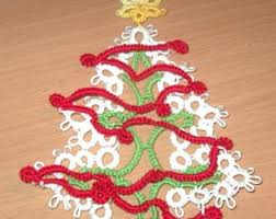 patterns 7 digital tatted christmas ornament patterns