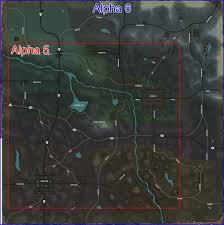 Map Size Comparison Map Comparison Alpha 5 Vs Alpha 6