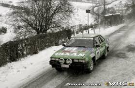 1970 opel kadett rallye flory roothaert rally profile ewrc results com