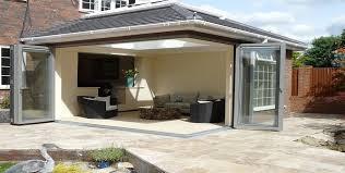 Aluminium Folding Patio Doors Bedfordshire Bifold Doors Suppliers Installers