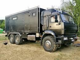 Luxury Caravan Russian Kamaz Truck Turned Into Luxury Palace U2022 Lazer Horse