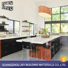 Kitchen Cabinets Made In China by Custom Made Melamine Faced Chipboard Kitchen Cabinets Made In