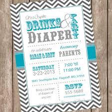 Invitation Card Example Coed Baby Shower Invitations Dhavalthakur Com