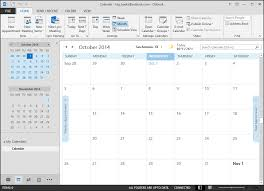 change calendar layout outlook 2013 beginner how to create manage and share calendars in outlook 2013