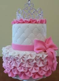 pretty birthday cake styles