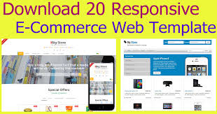 download 20 responsive free e commerce template 2017