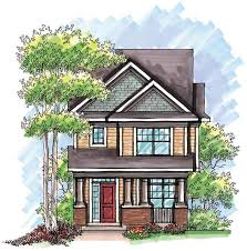 narrow cottage plans fourplans ultra narrow house plans builder magazine design