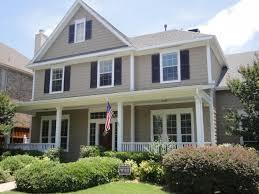 Richardson Homes Outside House Painting