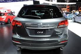 Cx 9 Redesign 2015 Mazda Cx 9 Information And Photos Zombiedrive