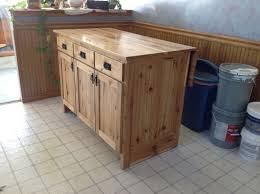 portable islands for kitchens vintage style unfinished wood portable kitchen cart utility mobile