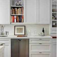 white shaker cabinets for kitchen photos hgtv