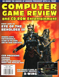 computer game review retromags community