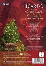 Christmas Carols Invitation Cards Amazon Com Angels Sing Christmas In Ireland Libera Robert