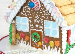 how to decorate a gingerbread house with royal icing how to make