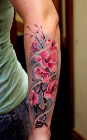 best 25 cherry blossom tattoos ideas on pinterest blossom