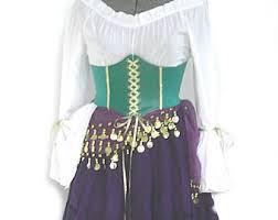 Hunchback Notre Dame Halloween Costume Esmeralda Costume Etsy