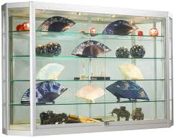 wall mounted kitchen display cabinets displays2go wall mounted display cases