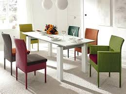 colorful kitchen table sets contemporary colorful dining room sets with rattan chairs light colored kitchen table