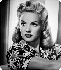 hairstyles for women in their 70 s betty grable very well known hollywood star in the 30 s 70 s