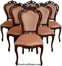 French Dining Chairs Dining Chairs Letters From Eurolux