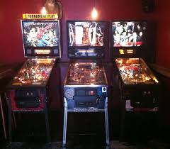 Top Ten Bars In Nyc The Top Ten Pinball Bars In New York City Village Voice