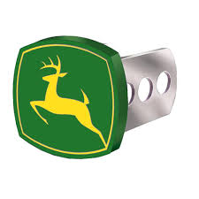 Hitch Flag John Deere Color Hitch Cover 002232r01 The Home Depot