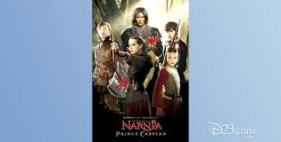 narnia film poster chronicles of narnia the prince caspian film d23