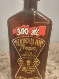 Tanning Oil With Spf Hawaiian Tropic Dark Tanning Oil Spray Spf 4 Reviews In Sun